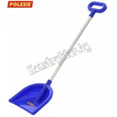 Лопата №19, алюминиевый черенок с ручкой (длина лопаты 71 см)