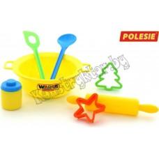 Набор детской посуды для выпечки №1
