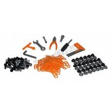 Набор инструментов №5 (129 элементов) (в пакете)