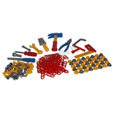 Набор инструментов №6 (132 элемента) (в пакете)