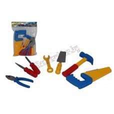 Набор инструментов №7 (7 элементов) (в пакете)