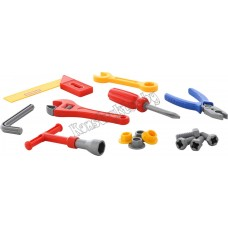 Набор инструментов №12 (17 элементов) (в пакете)