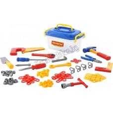Набор инструментов №15 (57 элементов) (в контейнере)