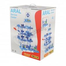 """Паркинг """"ARAL"""" 4-уровневый (в коробке)"""