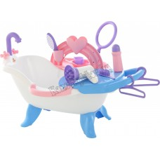 Набор для купания кукол №2 с аксессуарами ( в пакете)