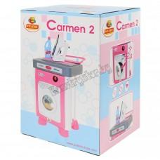 """Набор """"Carmen"""" №2 со стиральной машиной (в коробке)"""