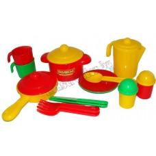 """Набор детской посуды """"Настенька"""" на 2 персоны"""