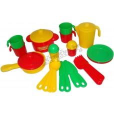 """Набор детской посуды """"Настенька"""" на 4 персоны"""