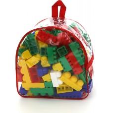 """Конструктор """"Супер-Микс"""" (144 элем. в рюкзаке)"""